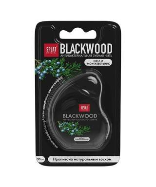 Splat Blackwood Diş İpi 30 m