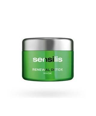 Sensilis Supreme Renewal Detox Mask (Arındırıcı Maske) 75ml