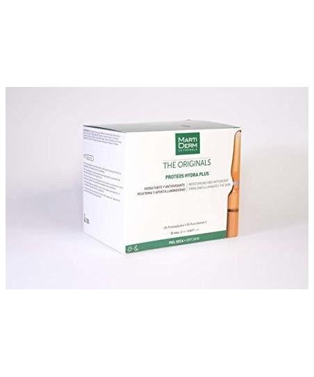 MartiDerm Nemlendirici Anti Oksidan Ampül Kuru Ciltler İçin 30 Amp. 2 ml