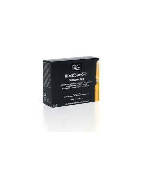 Marti Derm Black Diamond Skin Complex 10 Ampül