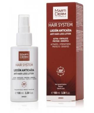 Martiderm Hair System Saç Dökülmesini Önlemeye Yardımcı Losyon 100 ml