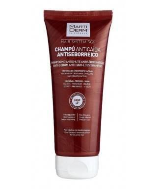 Martiderm Hair System Saç Dökülme Önleyici Şampuan 200 ml