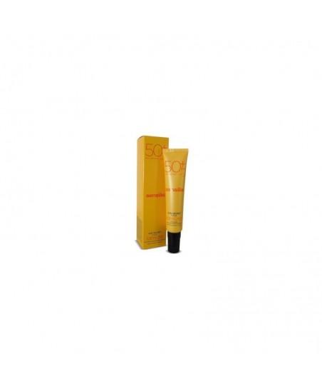 Sensilis  Sun Secret Spf 50 Face Ultra Light Cream 40 ml-Hafif Yapılı Güneş Koruyucu Krem