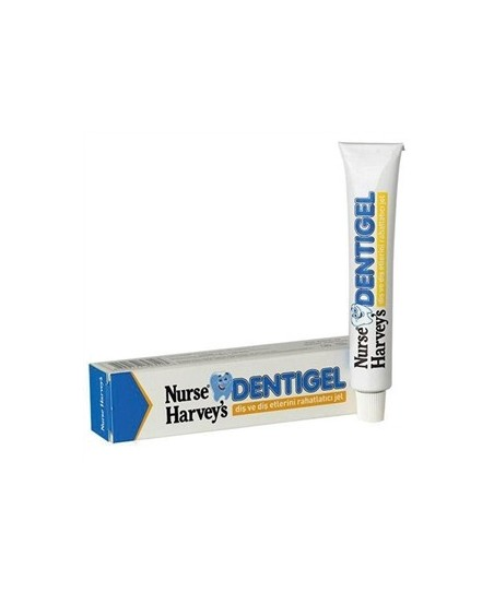 Nurse Harveys Dentigel Diş Jeli 15gr