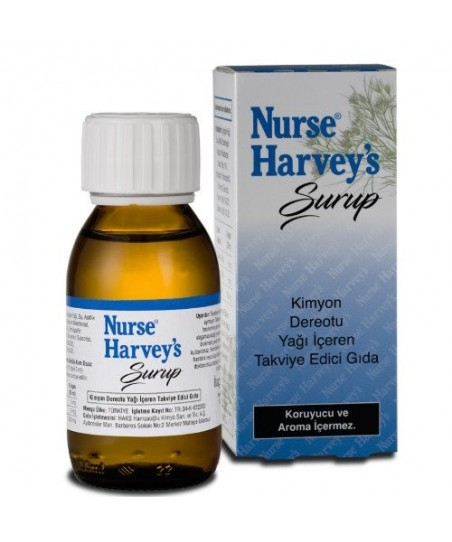 Nurse Harvey's Şurup 100 ml