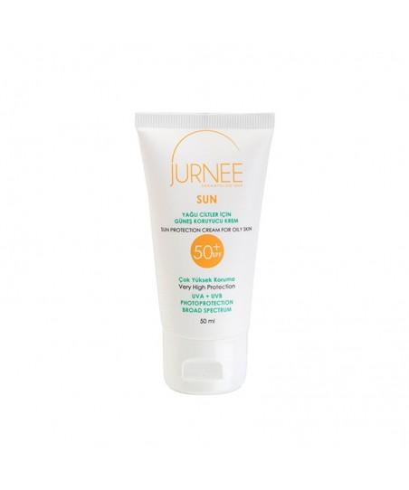 Jurnee Sun SPF 50+ Yağlı Ciltler Güneş Kremi 50 ml
