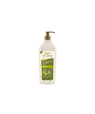 Dalan D Olive Doğal Zeytinyağlı Vücut Losyonu 400 ml