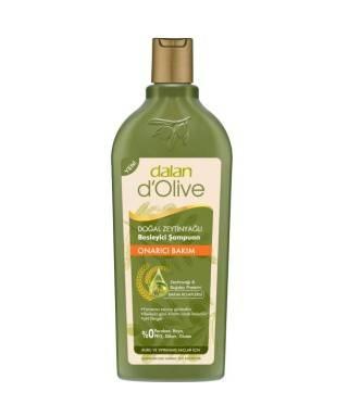 Dalan D Olive 400Ml Zeytinyağlı Şampuan- Onarıcı Bakım