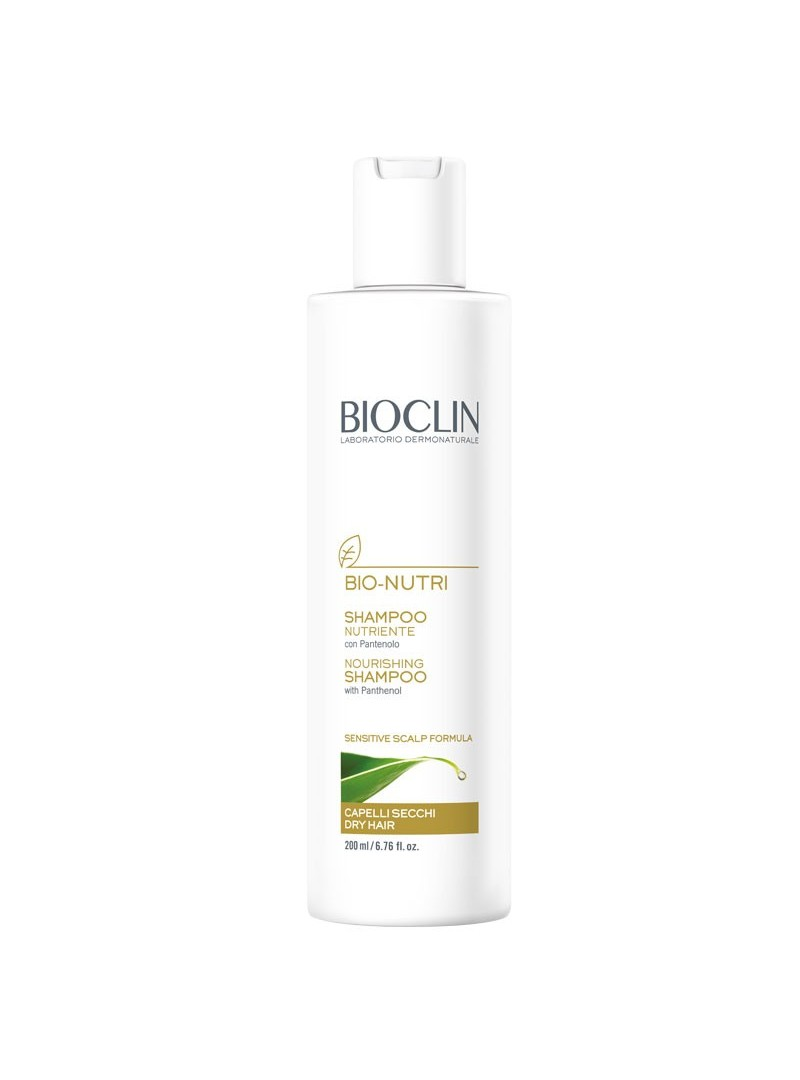 Bioclin Bio Nutri Shampoo 200ml