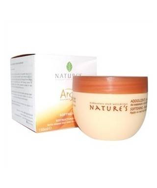 Natures Arga Restructuring Hair Mask 150ml