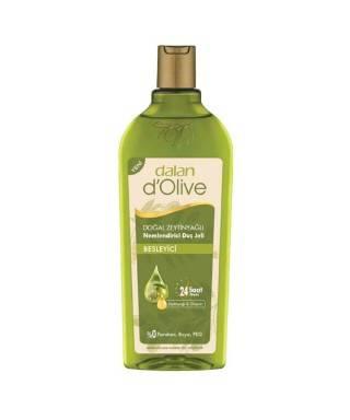 Dalan D Olive Doğal Zeytinyağlı Nemlendirici Duş Jeli 400 ml