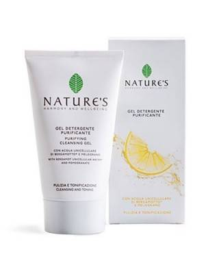 Natures Acque Purifying Cleansing Gel 150 ml
