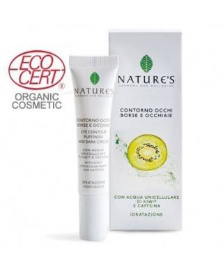 Natures Acque Eye Contour Puffiness And Dark Circles 15 ml