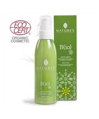 Natures Bio Body Milk 200ml