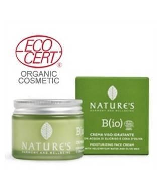 Natures Bio Moisturizing Face Cream 50 ml