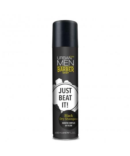 Urban Care Erkeklere Özel Siyah Kuru Şampuan 200 ml-Tüm Saç Tipi