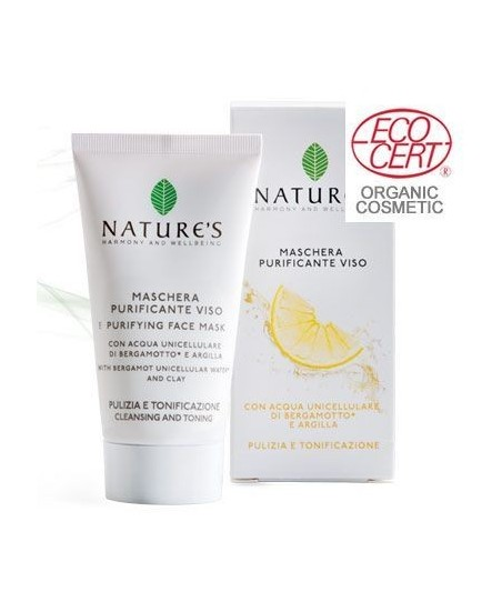 Natures Acque Purifying Face Mask 50 ml
