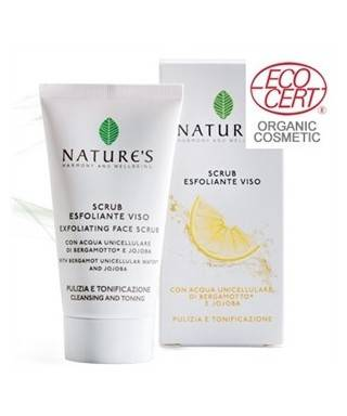 Natures Acque Exfoliant Face Scrub 50 ml