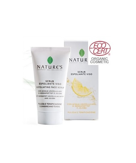Natures Acque Exfoliant Face Scrub 50 ml