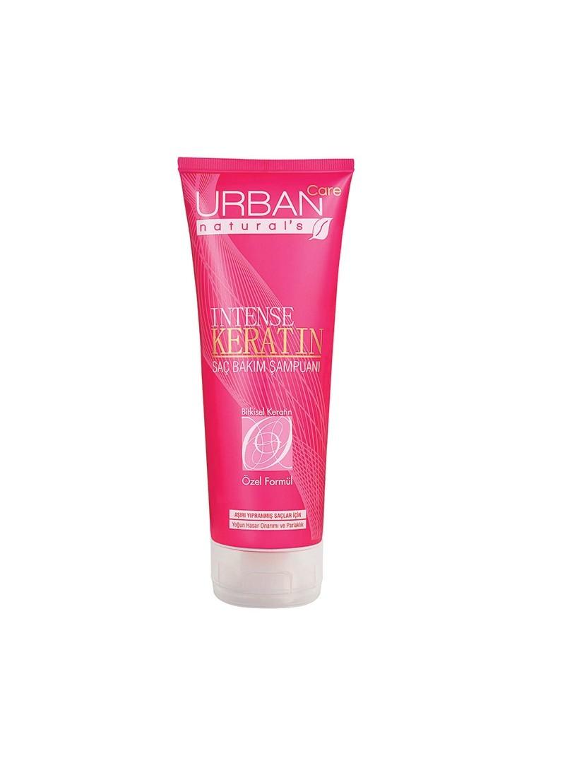 Urban Care Intense Keratin Şampuan 250 ml
