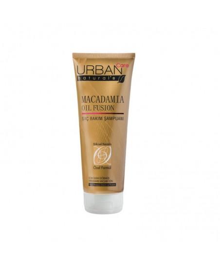 Urban Care Macadamia Oil Fusion Şampuan 250 ml-Çok İşlem Görmüş Yıpranmış Saçlar İçin
