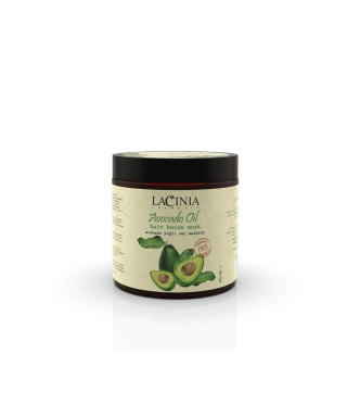 Lacinia Avokado Yağlı Saç Maskesi 500 ml