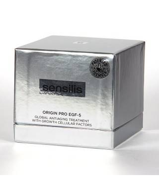 Sensilis Origin Pro EGF-5 Cream 50 ml Yaşlanma Karşıtı Krem
