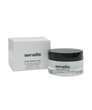 Sensilis Pure Perfectıon Balancing&Refining Antı Aging Cream 50 ml-Karma ve Yağlı Cilt