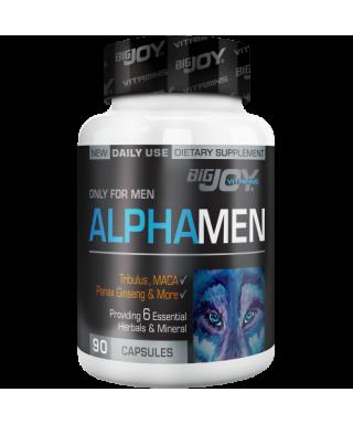 Bigjoy Vitamins Only For Men AlphaMen 90 Kapsül