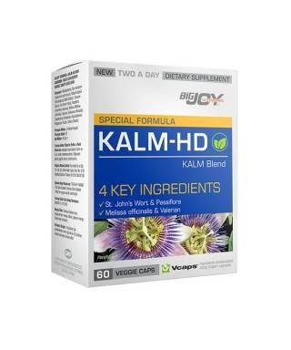 Bigjoy Vitamins Special Formula Kalm-HD 60 Vegi Kapsül