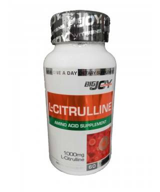 Bigjoy Vitamins L Citruline 1000mg 60 Tablet