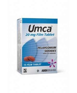 Umca Tablet 15 adet