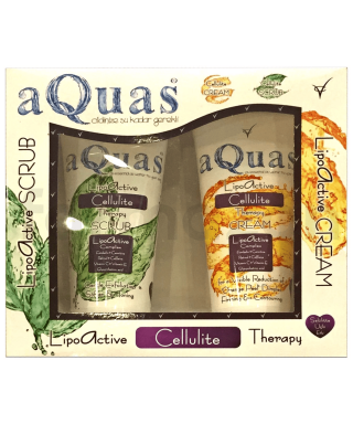 Aquas Lipoactive Cellulite Theraphy Set