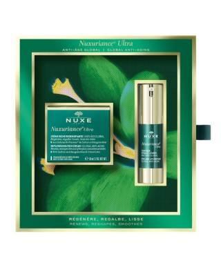 Nuxe Nuxuriance Ultra Eye + Face Cream Set (Besleyici Yüz Bakım Seti)