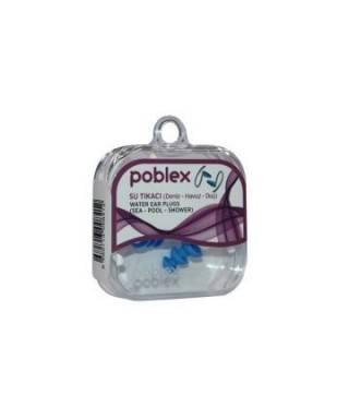 Poblex Su Tıkacı (Deniz Havuz Duş) 1 Çift Kutulu