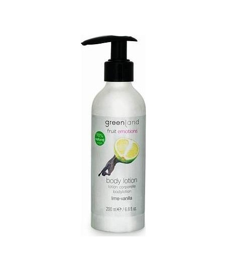 Greenland Body Lotion Lime - Vanilla 200 ml