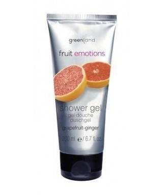 Greenland Shower Gel Grapefruit - Ginger 200 ml