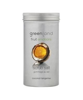 Greenland Scrub Salt Coconut - Tangerine 400 gr