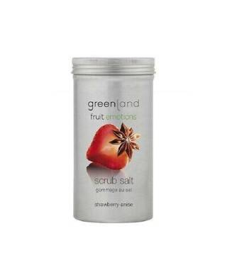 Greenland Scrub Salt Strawberry - Anisa 400 gr