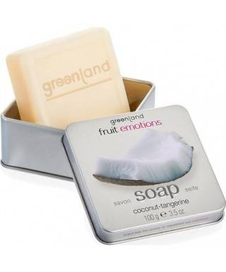 Greenland Soap Coconut - Tangerine 100 gr