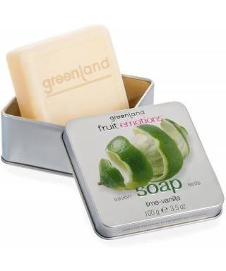Greenland Soap Lime - Vanilla 100 gr
