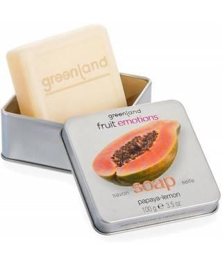 Greenland Soap Papaya - Lemon 100 gr