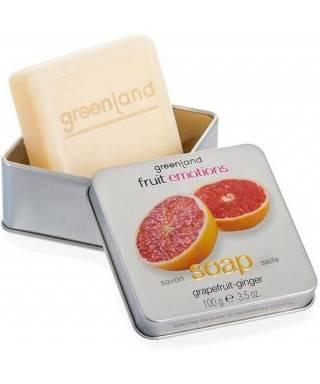 Greenland Soap Grapefruit - Ginger 100 gr