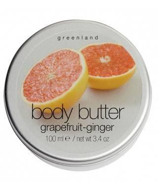 Greenland Body Butter Grapefruit - Ginger 100 ml
