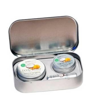 Greenland Skin Kit Coconut - Tangerine
