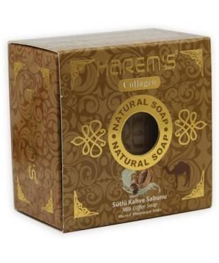 Harem's Sütlü Kahve Sabunu 150g