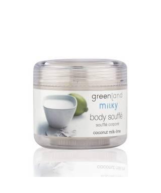 Greenland Milk Body Butter Coconut Milk - Lime 150 ml