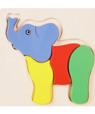 Pharma Toys Lovely Animal 3D Puzzle