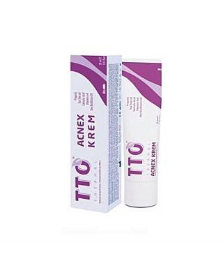 TTO Thermal Acnex Mekanik Bariyerli Krem 30 ml