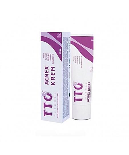TTO Thermal Acnex Mekanik Bariyerli Krem 30 ml